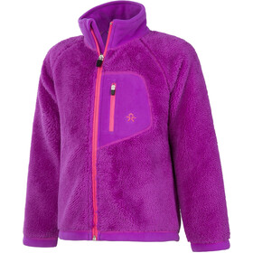 Color Kids Burma Mini Pile Fleece Purple Cactus